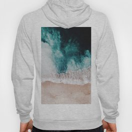 Ocean (Drone Photography) Hoody