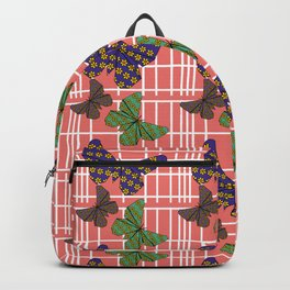 Butterfly Picnic Backpack