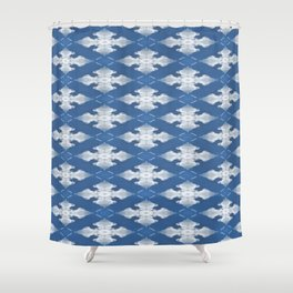 Mariner Spindle Shower Curtain