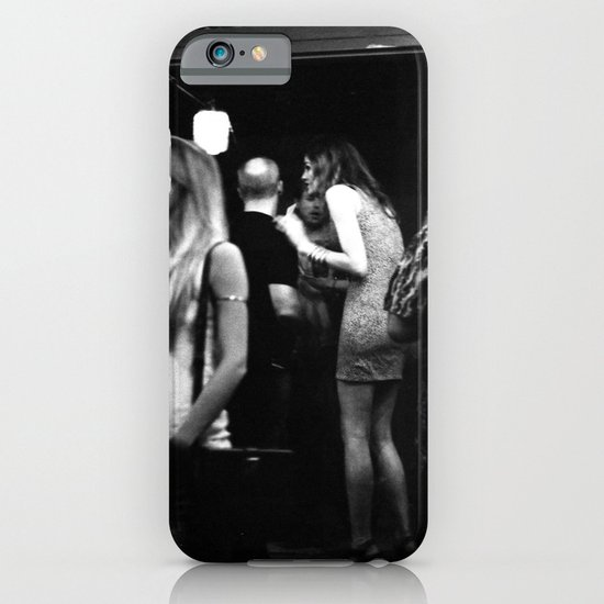 Woman iPhone & iPod Case