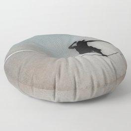 Slackline Floor Pillow