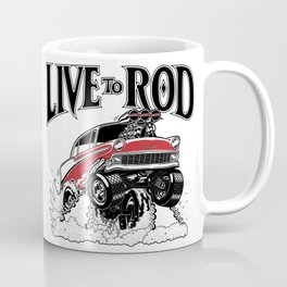 1956 CLASSIC HOT ROD Coffee Mug