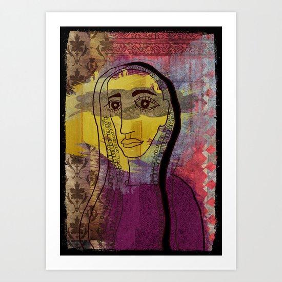 161 Art Print