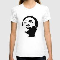 caleb troy T-shirts featuring Greendale Community: Troy Barnes by Catherine