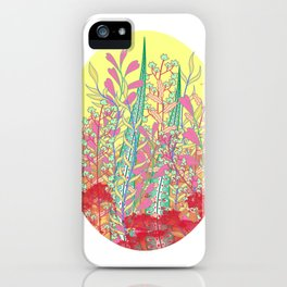 Leafless iPhone Case