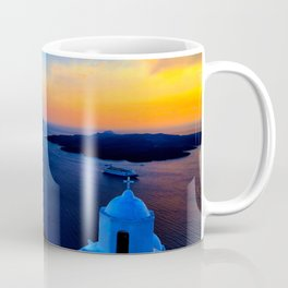 Santorini 26 Coffee Mug