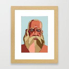 Learned Framed Art Print