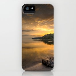 Serenity by dawn iPhone Case