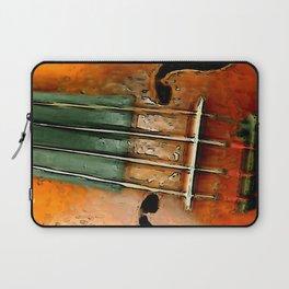 Alte Geige. Laptop Sleeve