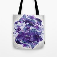 mineral Tote Bags featuring Mineral by Lindella