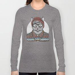 So Hipster Long Sleeve T-shirt