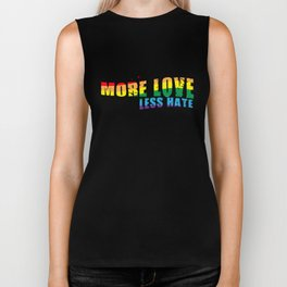 LGBT T-Shirt Funny Lesbian Shirts LGBT Pride Clothing Biker Tank