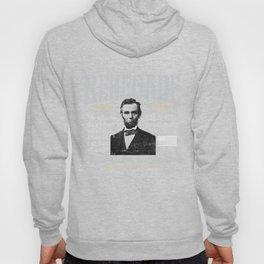 Abraham Lincoln, 16th U.S. President   Renegade Hoody