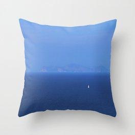 Santorini, Greece 13 Throw Pillow