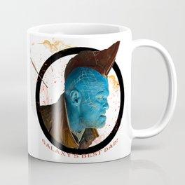 Galaxy's Best Dad! Coffee Mug