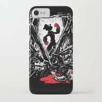 popeye iPhone & iPod Cases featuring Eat Your Spinach! by Don Lim