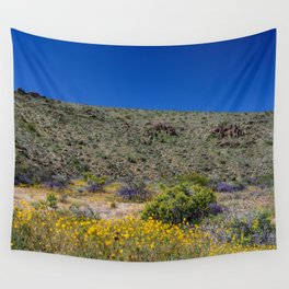 Painted Desert 7481 - Joshua_Tree National Park Wall Tapestry