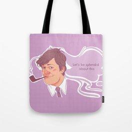 Splendid Stephen Fry Tote Bag