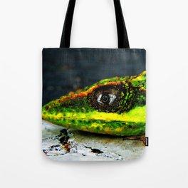 Green Gazer Tote Bag