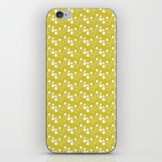 billy ball iPhone & iPod Skin