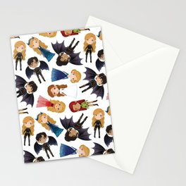 Court of Wings Stationery Cards