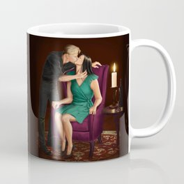 raven in a gilded cage Coffee Mug