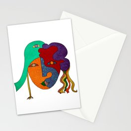 Pieces of Me Stationery Cards