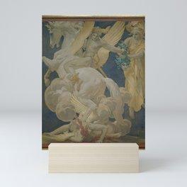 John Singer Sargent - Perseus on Pegasus Slaying Medusa Mini Art Print
