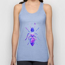 Abstract Ant Unisex Tank Top