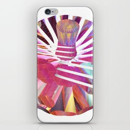 Minute Cloak iPhone Skin