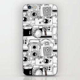 Vintage Cameras iPhone Skin