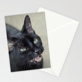 Werecat Stationery Cards