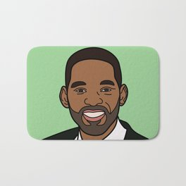 Will Smith Bath Mat