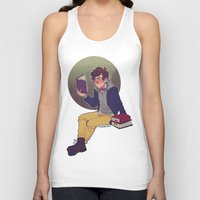 preppy Tank Tops featuring preppy dipper by monsternist
