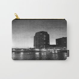 Night Downtown Carry-All Pouch