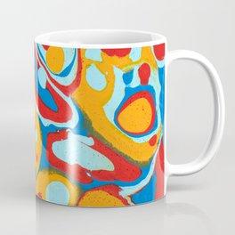 Flattened Harlequins Coffee Mug