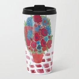 Flowerpot Travel Mug
