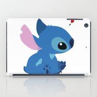 stitch iPad Cases featuring Stitch by Stapanda
