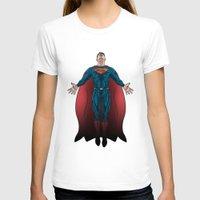 superheros T-shirts featuring FALSE GOD. by KODYMASON