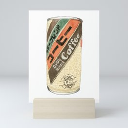 Dydo Coffee Can Mini Art Print