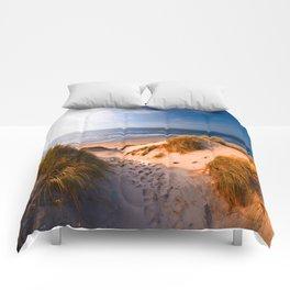 Manzanita Beach Comforters