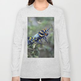 Colored Grasshopper Long Sleeve T-shirt