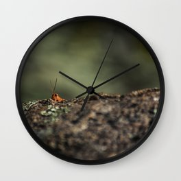 The Cliffhanger Wall Clock