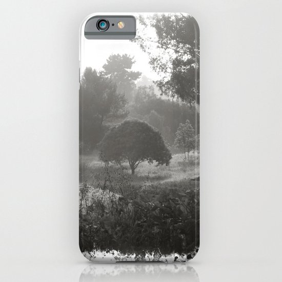 Foggy Path iPhone & iPod Case