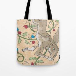 Spiel Mit Mir: Kaninchen Tote Bag