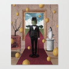 Bittersweet Wealth Canvas Print