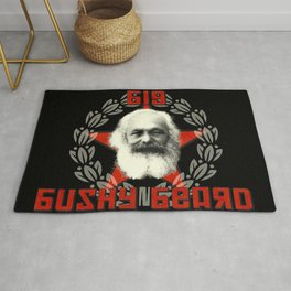 Big Bushy Beard Rug