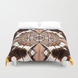 California Sister 6 Duvet Cover