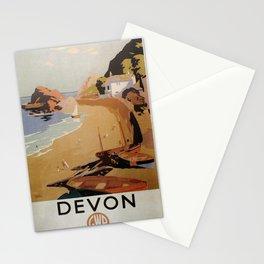 Nostalgie Devon Stationery Cards