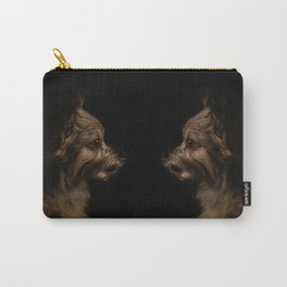 Long-Coat Chihuahua Carry-All Pouch